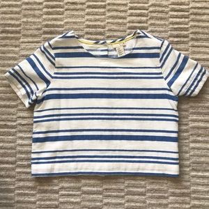 Levi's Woven Button Back Top